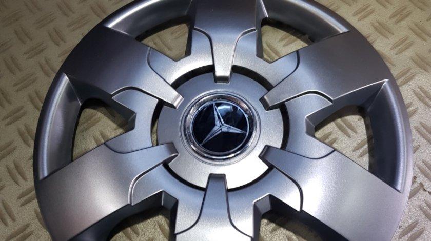 Capace Mercedes r16 la set de 4 bucati cod 413