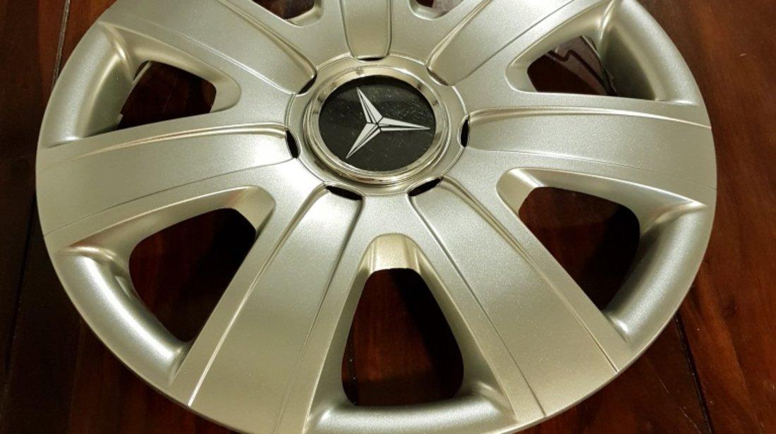Capace Mercedes r16 la set de 4 bucati cod 415