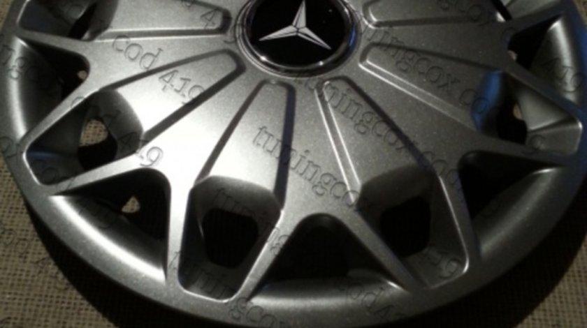 Capace Mercedes r16 la set de 4 bucati cod 419