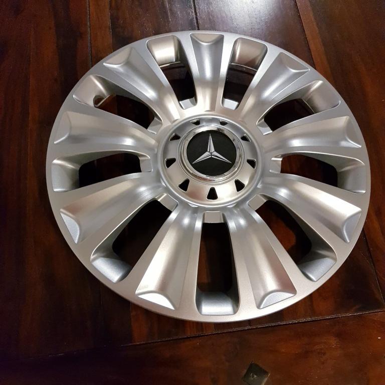 Capace Mercedes r16 la set de 4 bucati cod 424