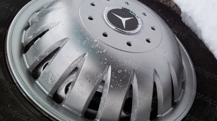 Capace Mercedes Sprinter bombate r16 la set de 4 bucati cod 410