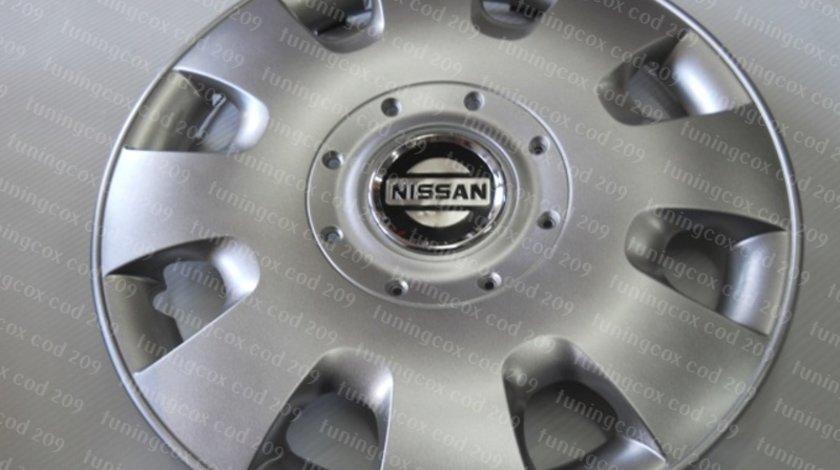 Capace Nissan r14 la set de 4 bucati cod 209