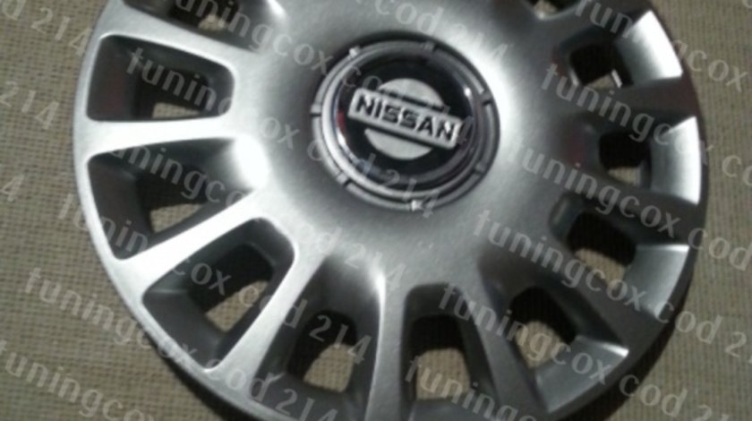 Capace Nissan r14 la set de 4 bucati cod 214