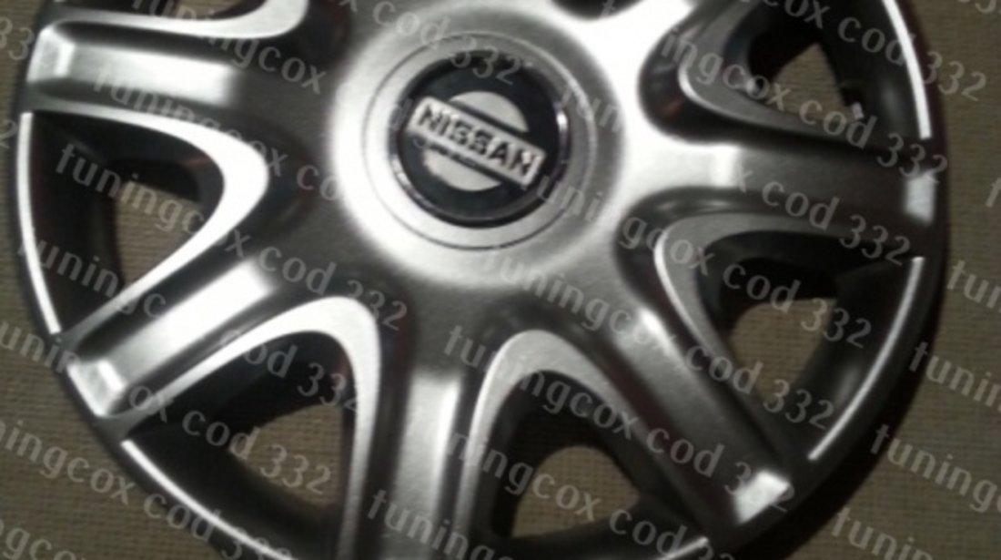Capace Nissan r15 la set de 4 bucati cod 332