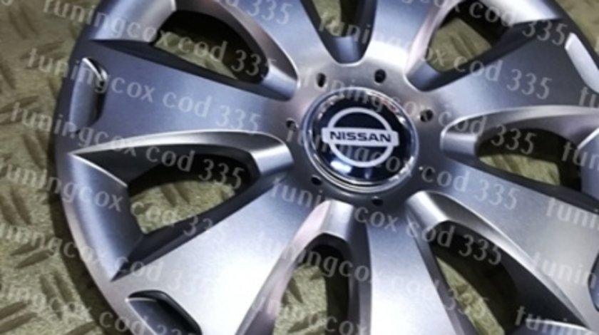 Capace Nissan r15 la set de 4 bucati cod 335