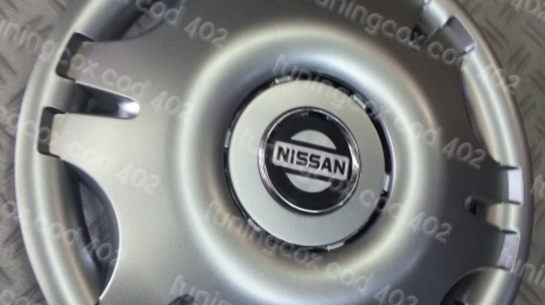 Capace Nissan r16 la set de 4 bucati cod 402