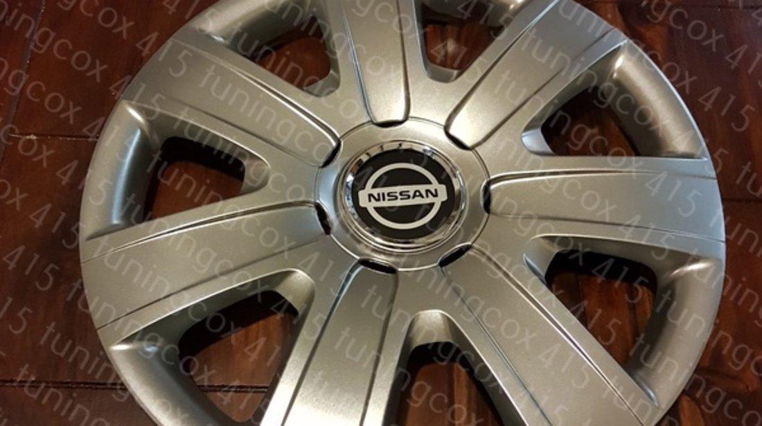 Capace Nissan r16 la set de 4 bucati cod 415