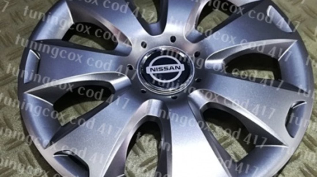 Capace Nissan r16 la set de 4 bucati cod 417