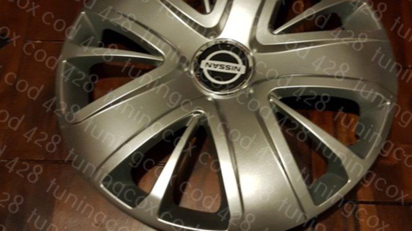 Capace Nissan r16 la set de 4 bucati cod 428