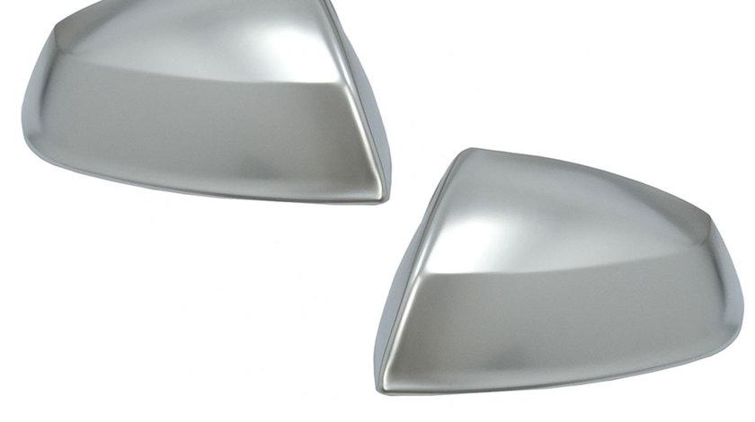 Capace Oglinzi Audi Q5/ Q7 4M (15-19) Aluminiu cu Side Assist