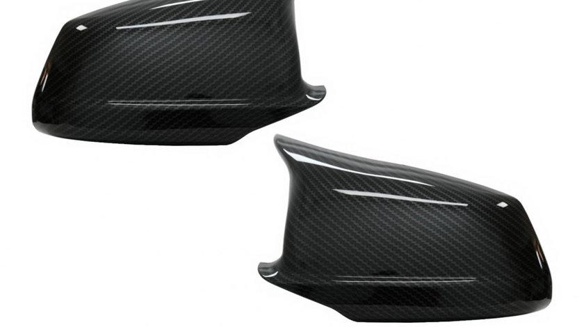 Capace Oglinzi BMW Seria 5 F10 (10-13) Carbon Design