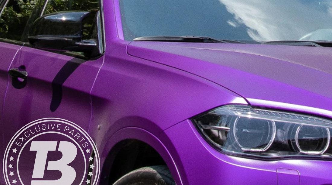 Capace Oglinzi BMW X3 F25/ X4 F26/ X5 F15/ X6 F16 (13-19) Negru lucios M Design