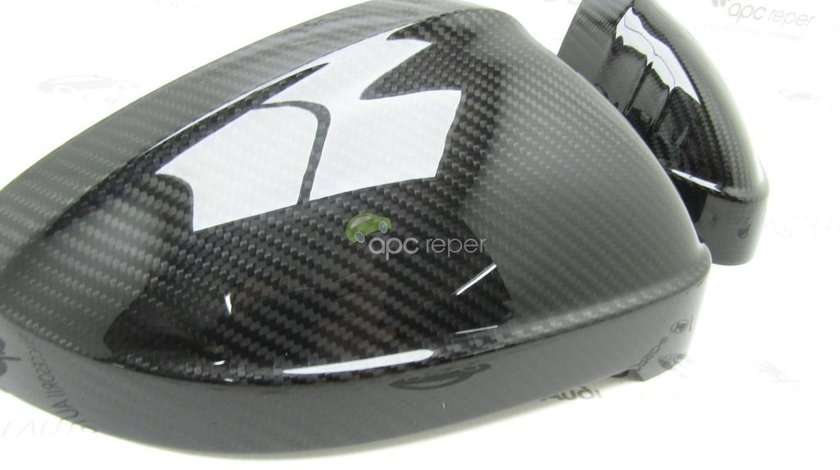 Capace Oglinzi Carbon Audi A4 8W B9 / A5 F5 Noi - Originale