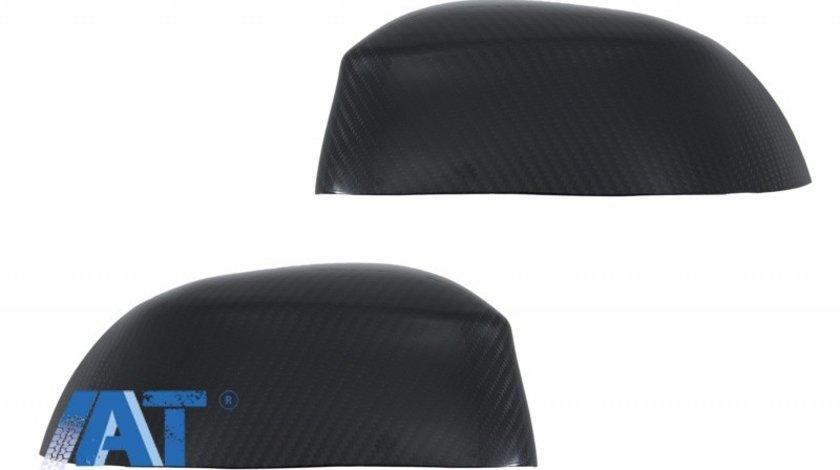 Capace oglinzi compatibil cu BMW X3 F25 X4 F26 X5 F15 X6 F16 (2014-2018) Carbon Real