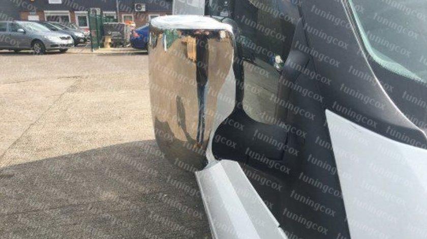 Capace oglinzi cromate ford transit 2006-2013