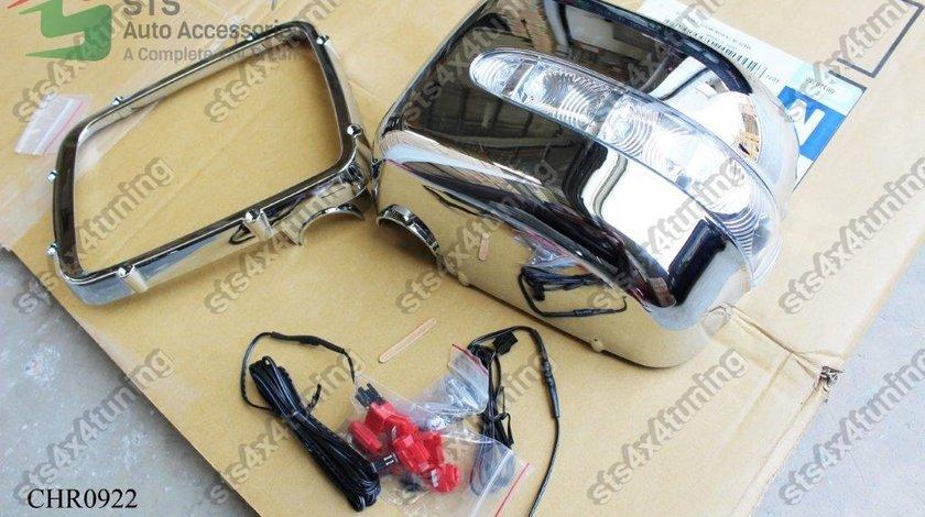 CAPACE OGLINZI CU LED MERCEDES G-CLASS W463 1989-2007