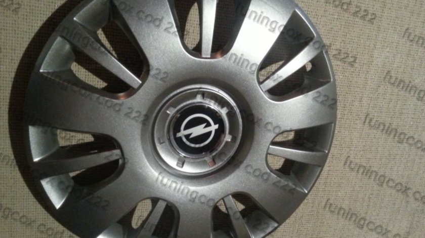Capace Opel r14 la set de 4 bucati cod 222