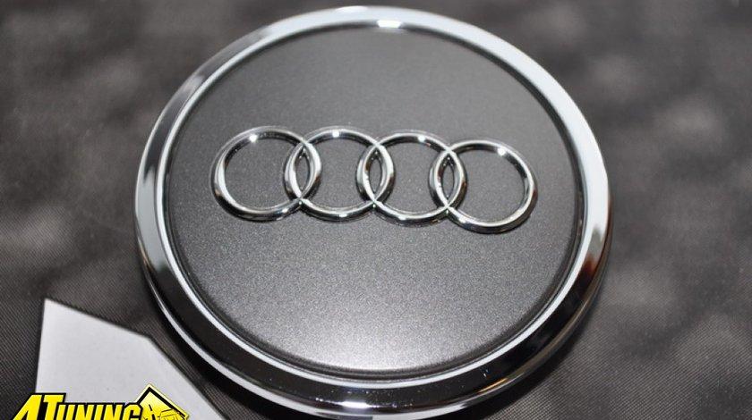 CAPACE ORIGINALE JANTE AUDI 8T0601170A A1 A3 A4 A5 A6 A7 A8 Q3 A5 Q7 Allroad