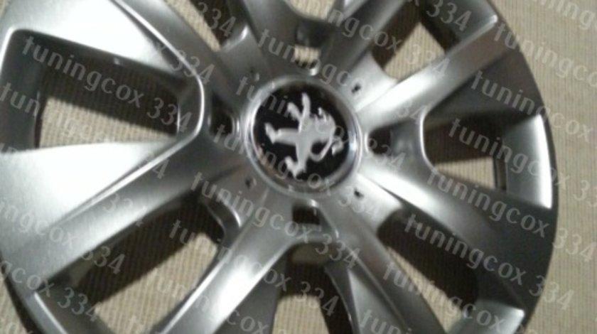 Capace Peugeot r15 la set de 4 bucati cod 334