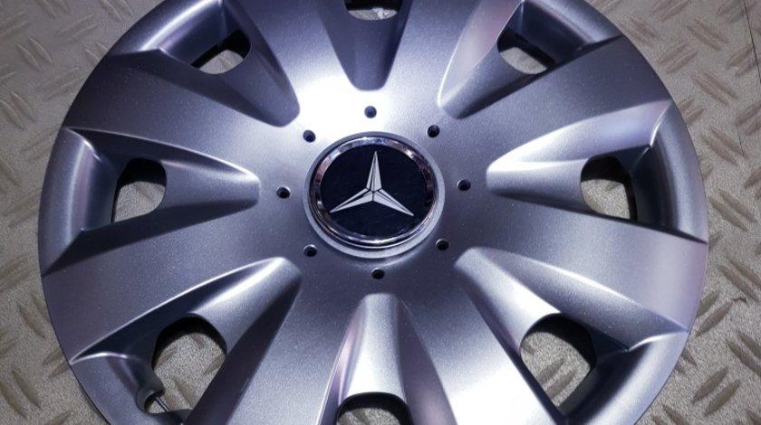 Capace r15 Mercedes la set de 4 bucati cod 321