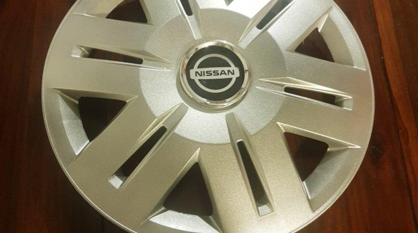 Capace r15 Nissan la set de 4 bucati cod 14
