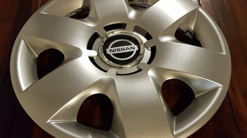 Capace r15 Nissan la set de 4 bucati cod 310