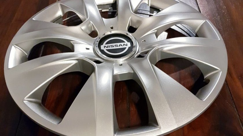 Capace r15 Nissan la set de 4 bucati cod 334