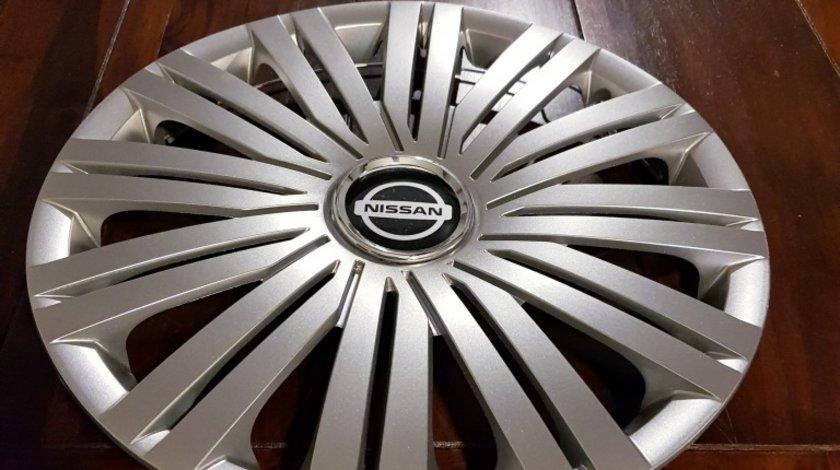 Capace r15 Nissan la set de 4 bucati cod 339