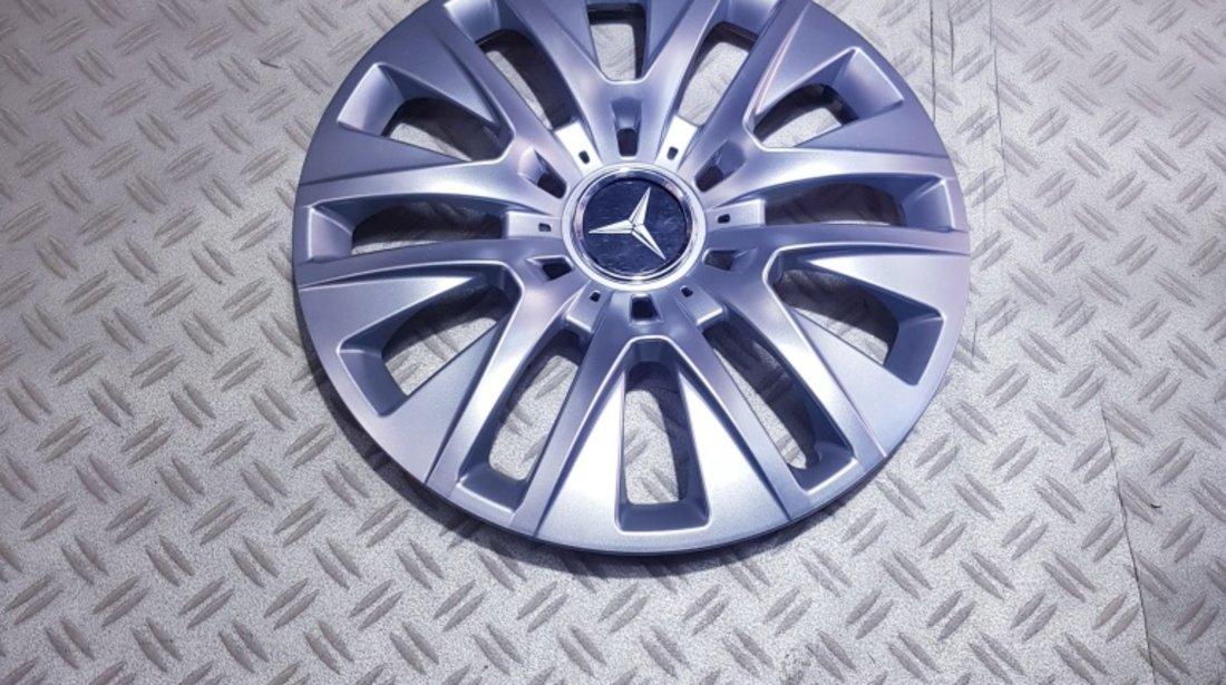 Capace r16 Mercedes la set de 4 bucati cod 429