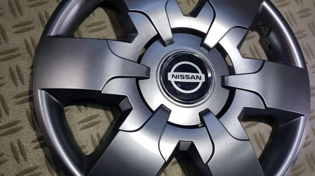 Capace r16 Nissan la set de 4 bucati cod 413