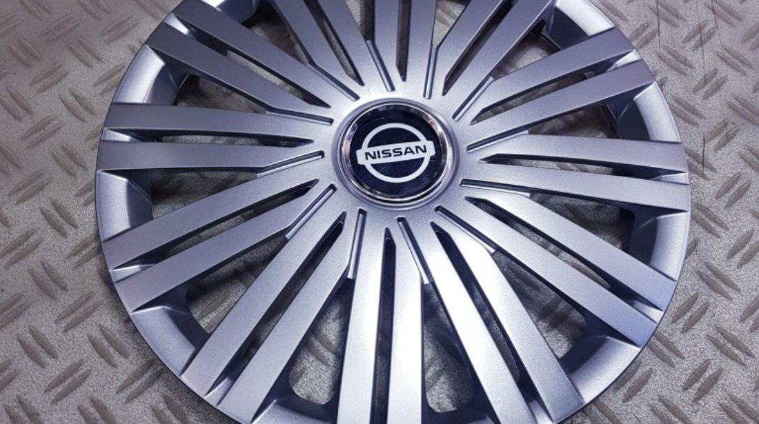 Capace r16 Nissan la set de 4 bucati cod 422