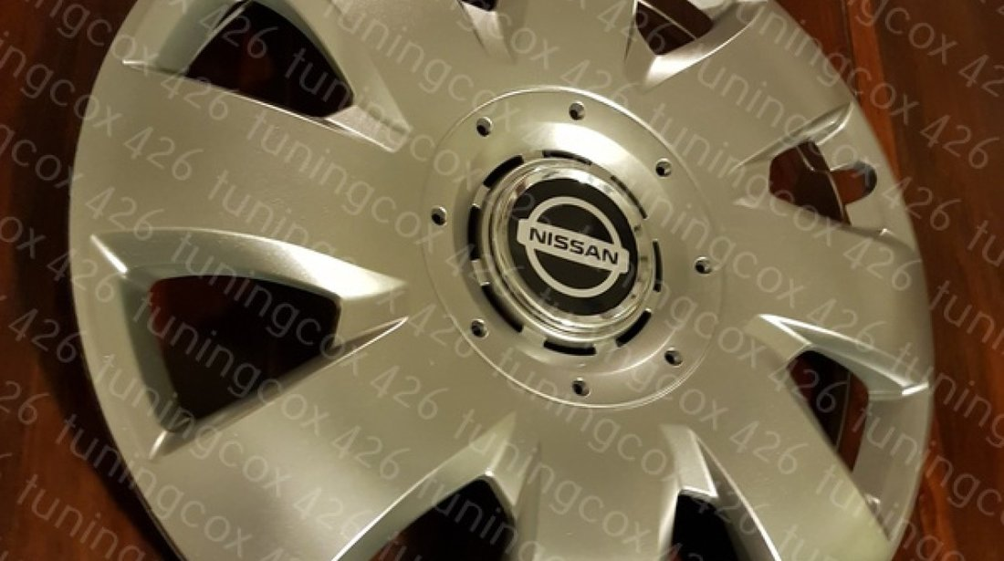 Capace r16 Nissan la set de 4 bucati cod 426