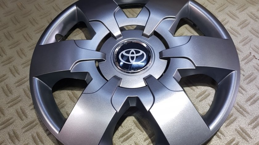 Capace r16 Toyota la set de 4 bucati cod 413