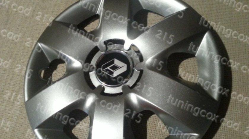 Capace Renault r14 la set de 4 bucati cod 215