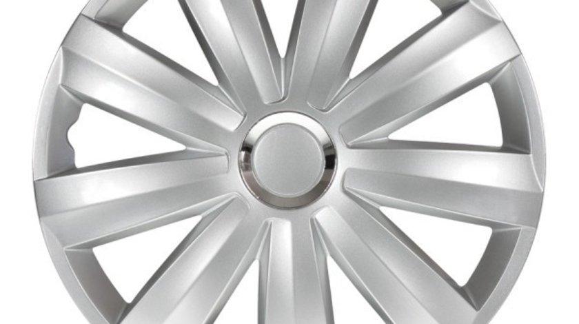Capace roata 13 inch Argo Venture Pro, Silver