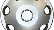 Capace roata 13 inch tip Opel, culoare Silver 13-1...