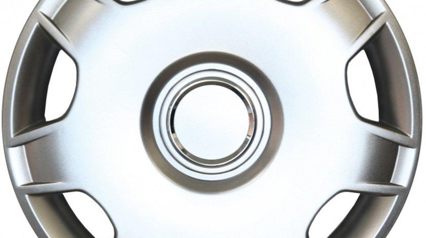 Capace roata 14 inch tip Vw, culoare Silver 14-205