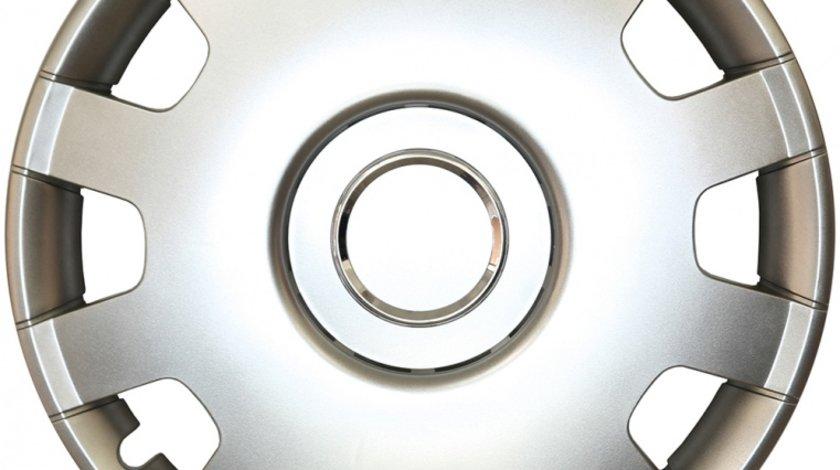 Capace roata 14 inch tip Vw, culoare Silver 14-212