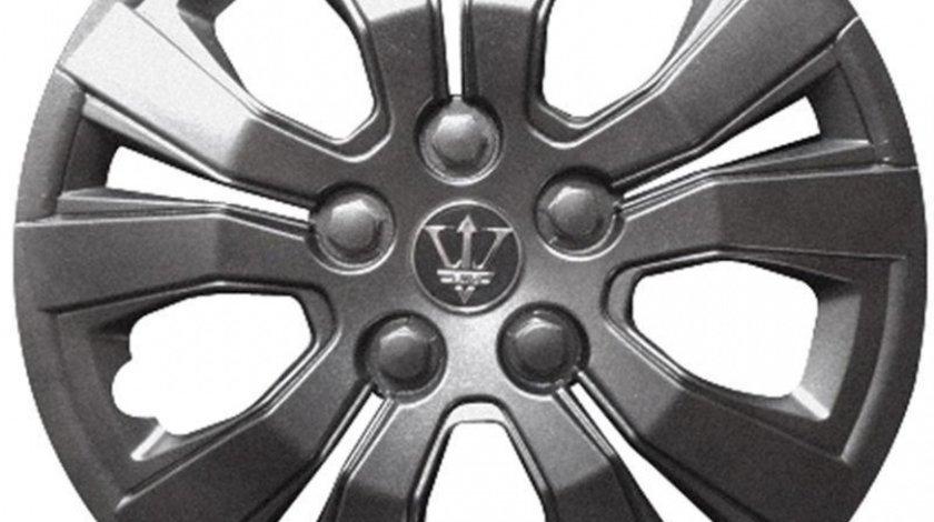 Capace roata 15 inch Streetwize Andretti , Gri Metalic