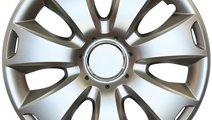 Capace roata 15 inch tip Ford, culoare Silver 15-3...