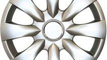 Capace roata 15 inch tip Toyota, culoare Silver 15...