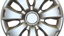 Capace roata 16 inch tip Ford, culoare Silver 16-4...