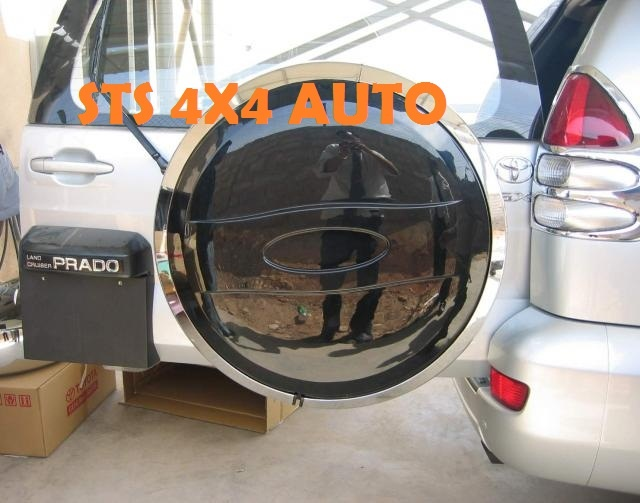 CAPACE ROATA TOYOTA LAND CRUISER PRADO FJ120 2003-2009 [265X65X17]