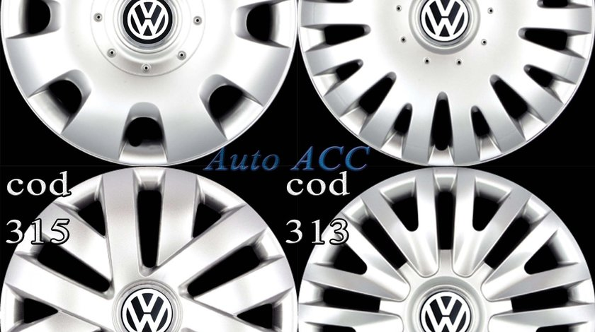 Capace roti 15 VW Golf, Passat, Bora, Sharan, Touran, Caddy, Polo, T4