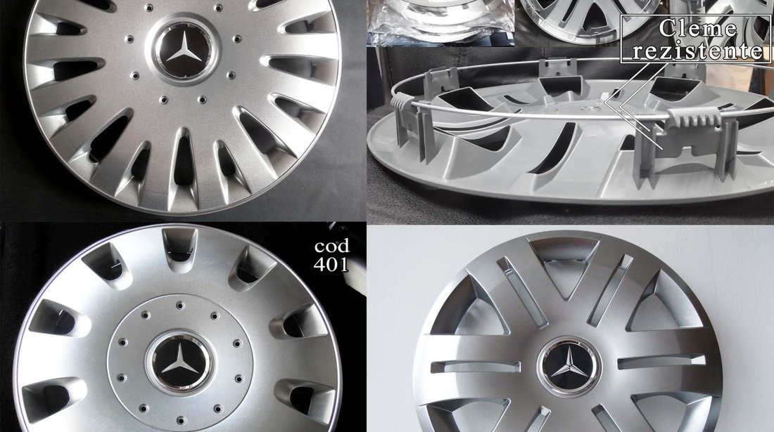 super speciale economii fantastice preț mai mic cu Capace roti 16 Mercedes Sprinter si Vito #12450935