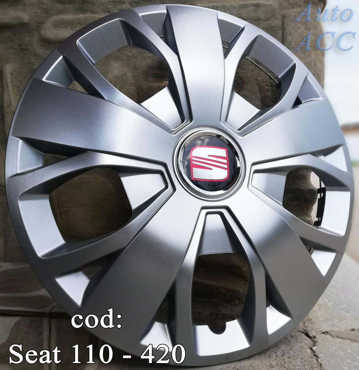 Capace roti 16 Seat - pentru jante de tabla – Imitatie jante aliaj