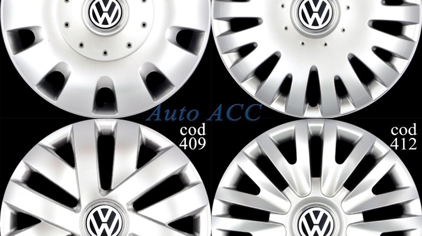 Capace roti 16 VW Sharan, Touran, Caddy, Tiguan, Transporter T5 T6