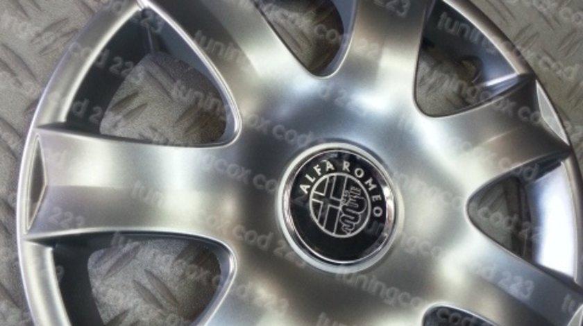 Capace roti Alfa Romeo r14 la set de 4 bucati cod 223
