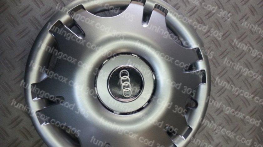Capace roti Audi r15 la set de 4 bucati cod 305