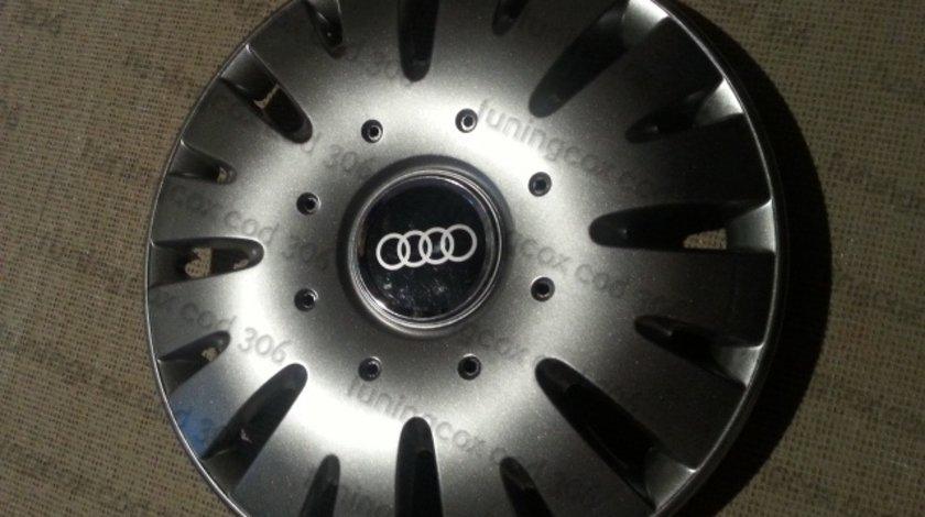 Capace roti Audi r15 la set de 4 bucati cod 306
